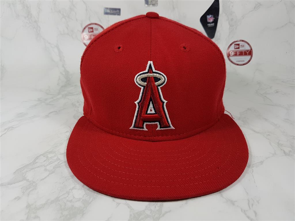 ์New Era MLB ทีม Anaheim Angles ไซส์ 7 3/8 57.7cm
