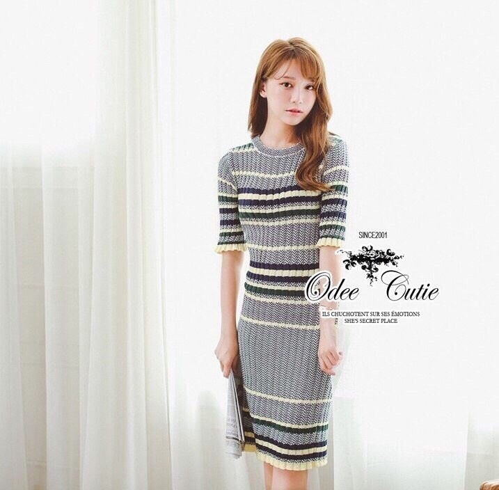 Celine Knit dress