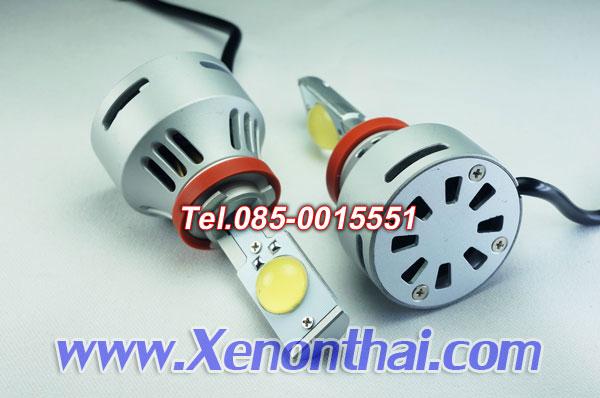 Led Headlight 3200 Lumen ขั้ว H11 ชิป MT-G2