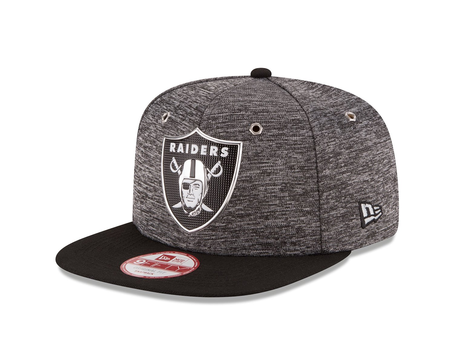 หมวก NFL Draft 2016 New Era Oakland Riders (Snapback)