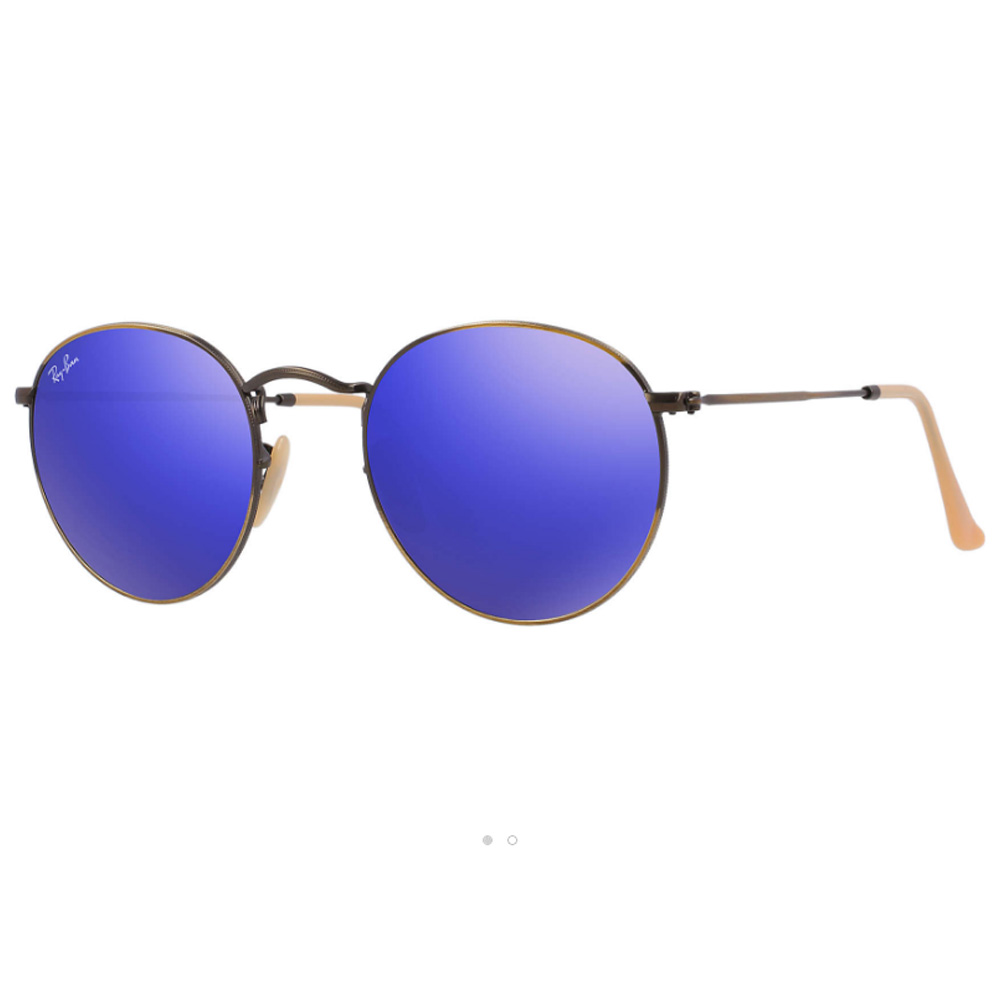 RayBan Round Metal RB3447 167/68 (50mm)