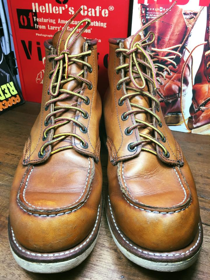 Red wing 875 size 9E