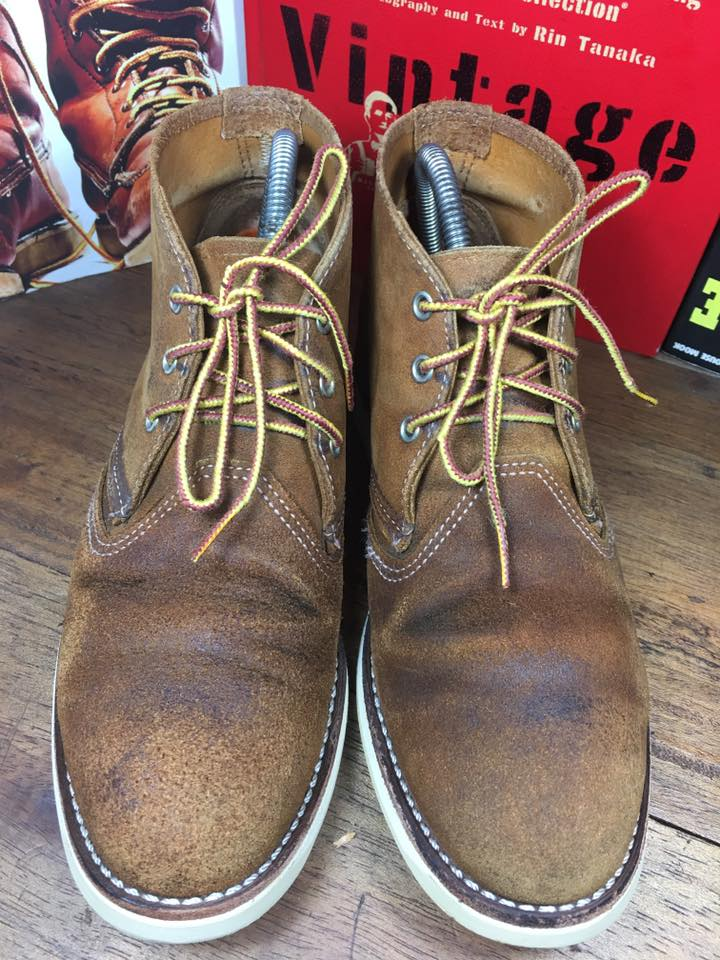 *3.RED WING 3145 size 8.5D*