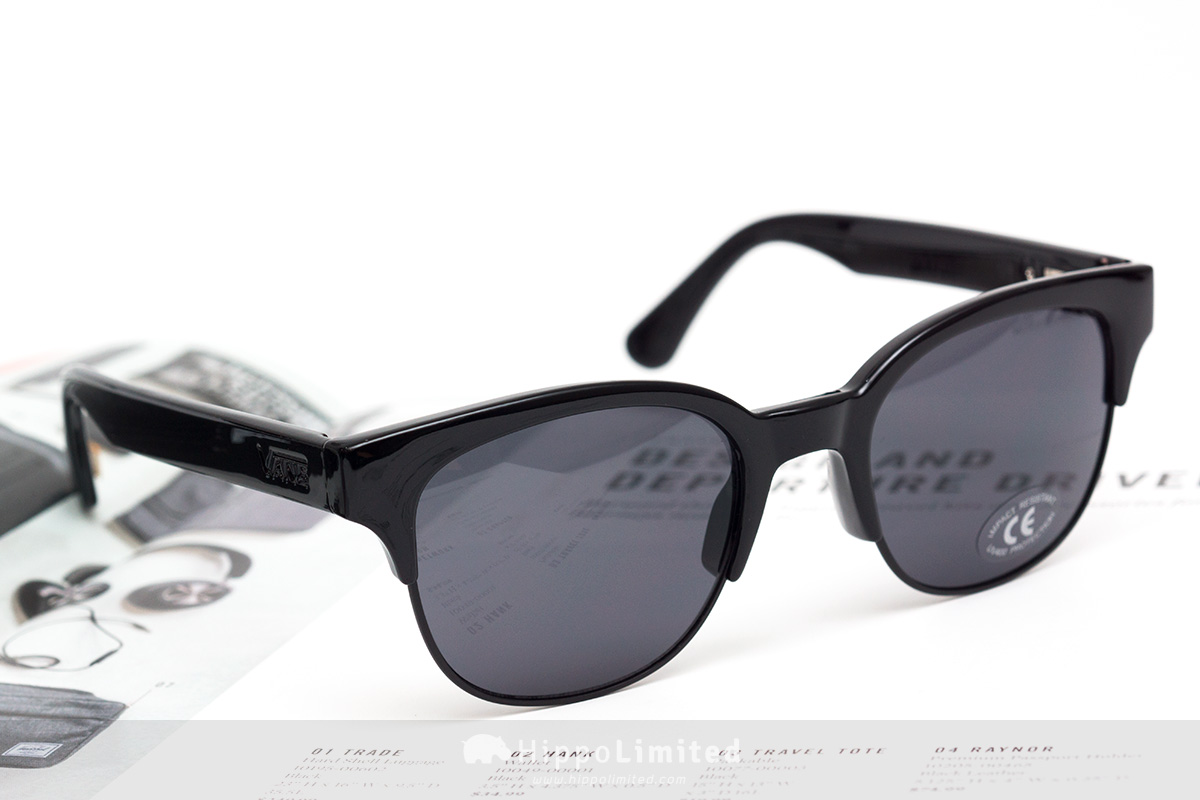 Vans Steam Shades Sunglasses - Black