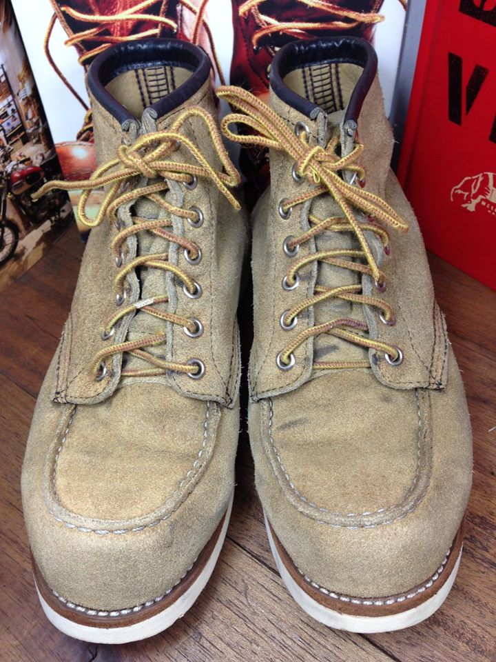 *8.RED WING 8173 made in USA size 7E*