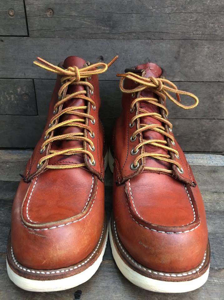 Redwing8131 size 7E