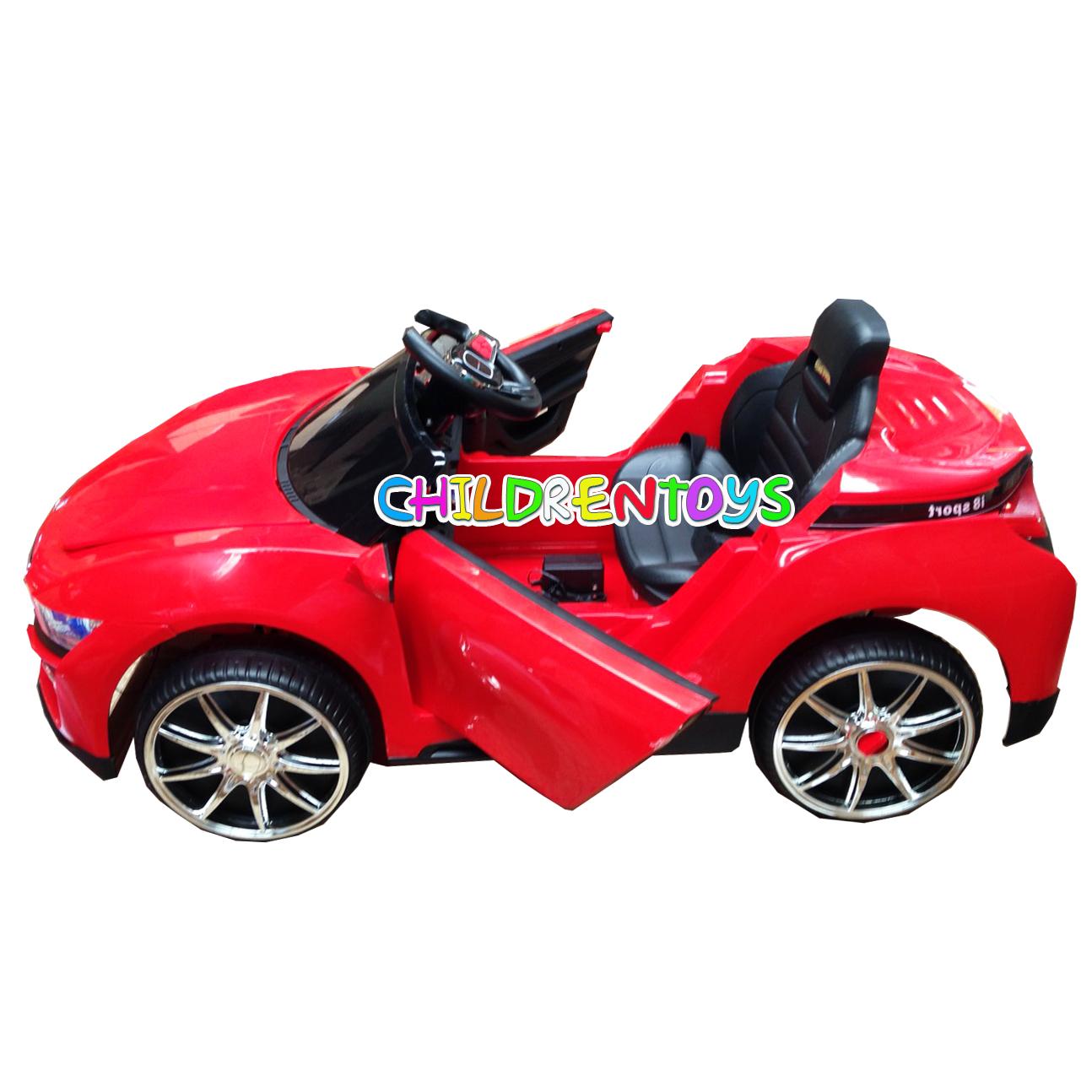 รถแบตเตอรี่เด็กขับ BMW i8 Sport BTAB3181