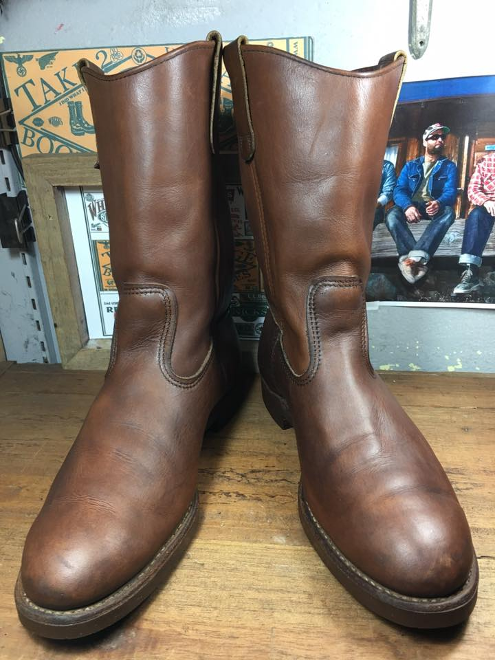 Vintage red wing 1177 ยุค90 size 10E