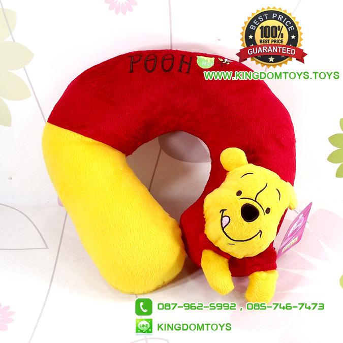 หมอนรองคอพูห์ Pooh STD [Disney]
