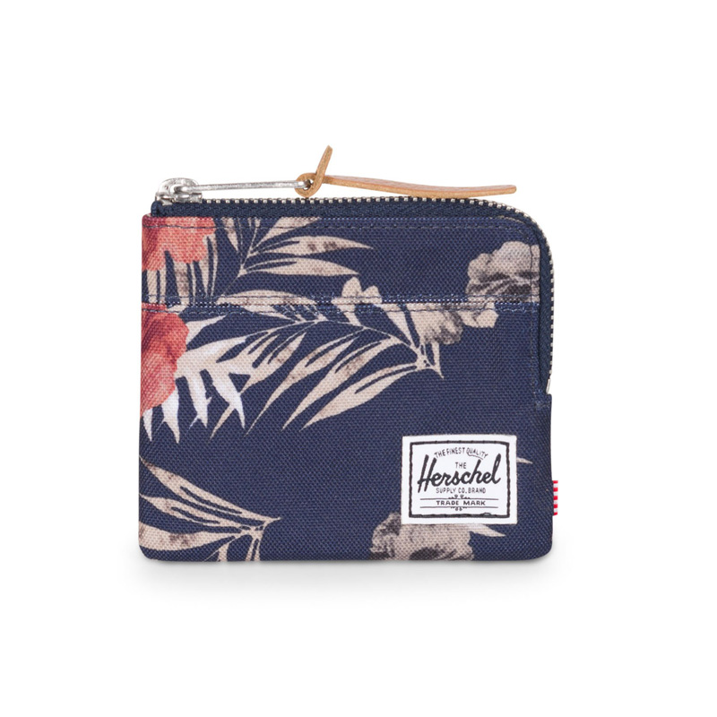 Herschel Johnny Wallet - Peacoat Floria