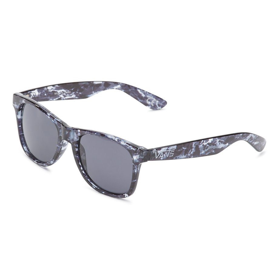 Vans Spicoli 4 Sunglasses - Black Backwash