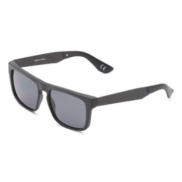 Vans Squared Off Sunglasses - Black / Black