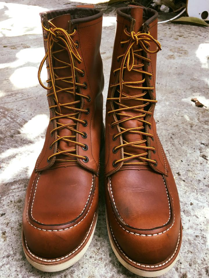 Red wing 10877 size 11.5E