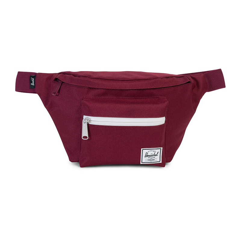 Herschel Seventeen Hip Pack - Winetasting Crosshatch