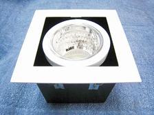 ดาวไลท์กล่องเหลี่ยมปรับได้ 19.5x19.5 cm.