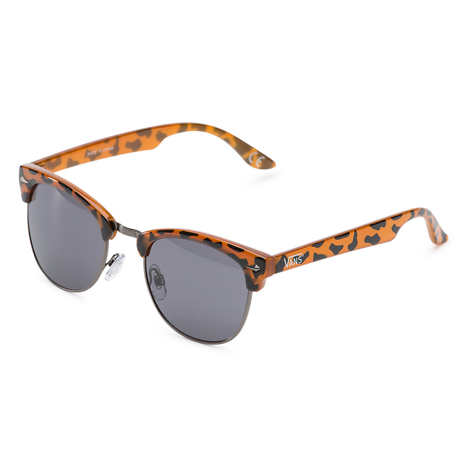 Vans Sound Systems Sunglasses - Tortoise Shell
