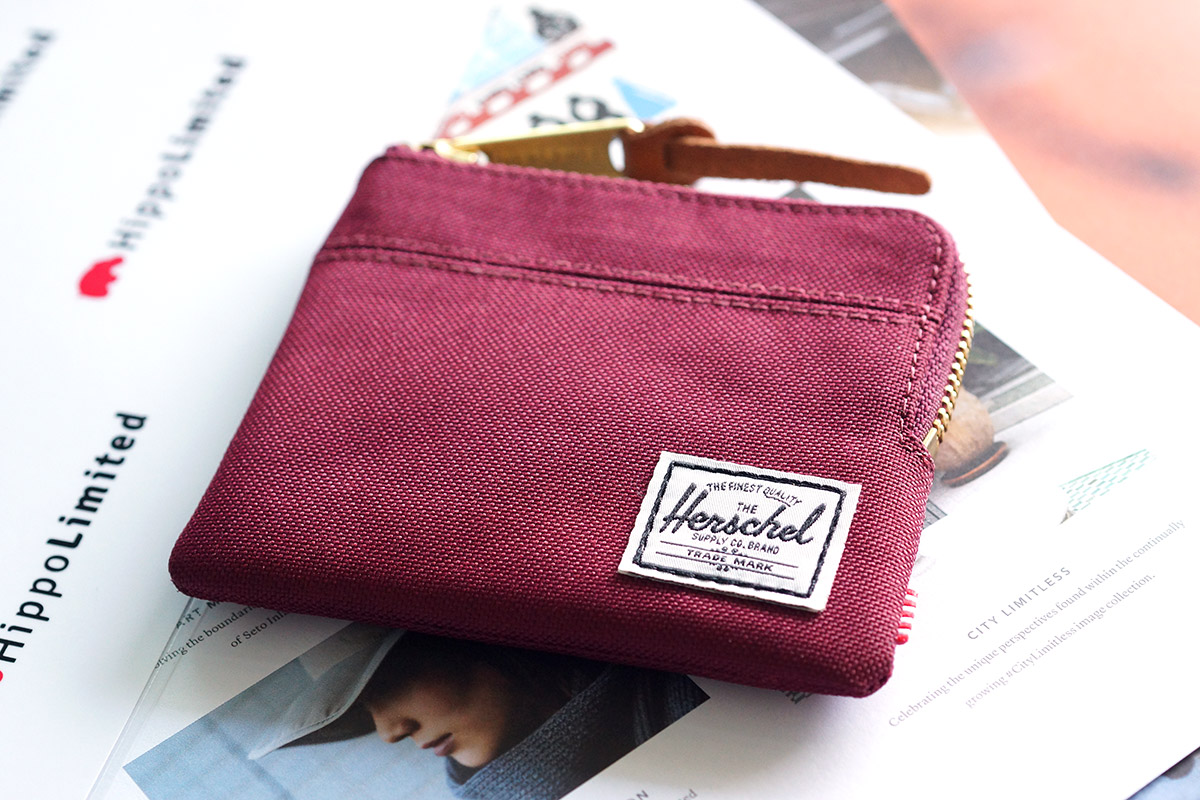 Herschel Johnny Wallet - Windsor Wine