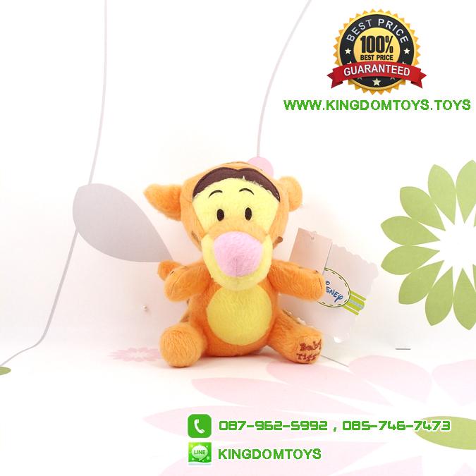 ตุ๊กตา ทิกเกอร์ Baby Tigger 6.5 นิ้ว [Disney]