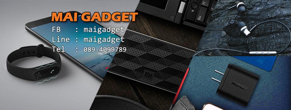 Mai Gadget จำหน่ายอุปกรณ์เสริม Xiaomi, Aukey