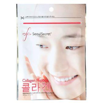 Seoul Secret Collagen Peptide อาหารเสริมคอลลาเจนเปปไทด์ 1000 mg.