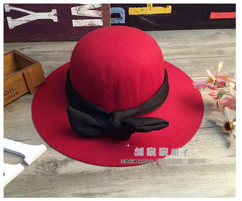 หมวกเด็กสีแดง (รอบศรีษะ 54cm) ประมาณ 3-8ปี