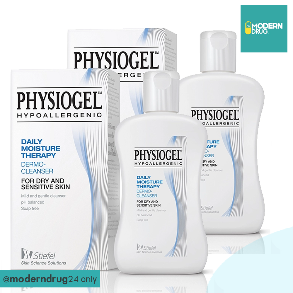 PHYSIOGEL Daily Moisture Therapy Cleanser 150 ml x จำนวน 2 ชิ้น