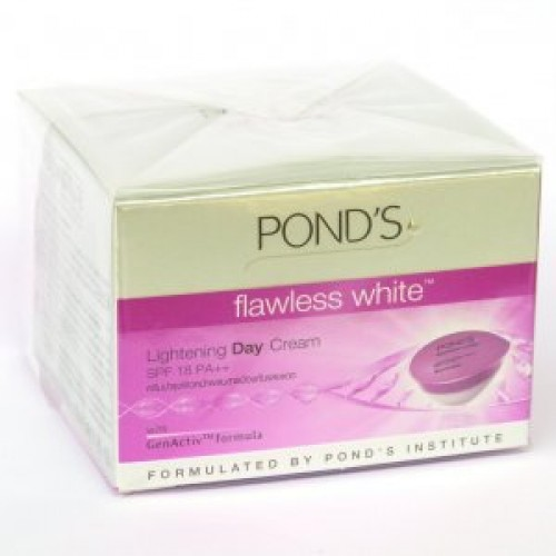 Pond's Flawless White Lightening Day Cream Size 50 g.