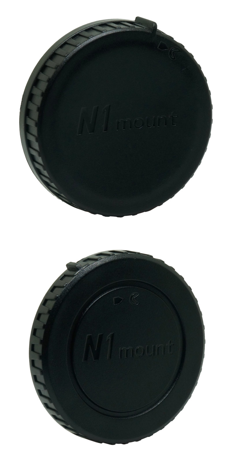 Nikon 1 Rear Lens Cap ฝาปิดท้ายเลนส์ + Body Cap ฝาปิดบอดี้