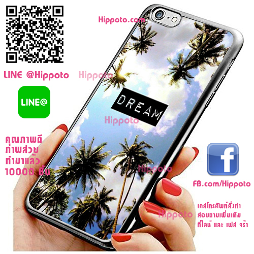 เคส ไอโฟน 6 / เคส ไอโฟน 6s DREAM เคสสวย เคสโทรศัพท์ #1360