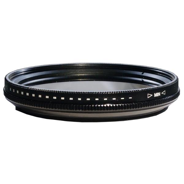 K&F Concept Variable Adjustable Fader ND ND2-ND400 Filter หลายขนาด