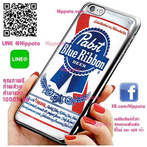 เคส ไอโฟน 6 / เคส ไอโฟน 6s เบียโบว์น้ำเงิน เคสสวย เคสโทรศัพท์ #1302