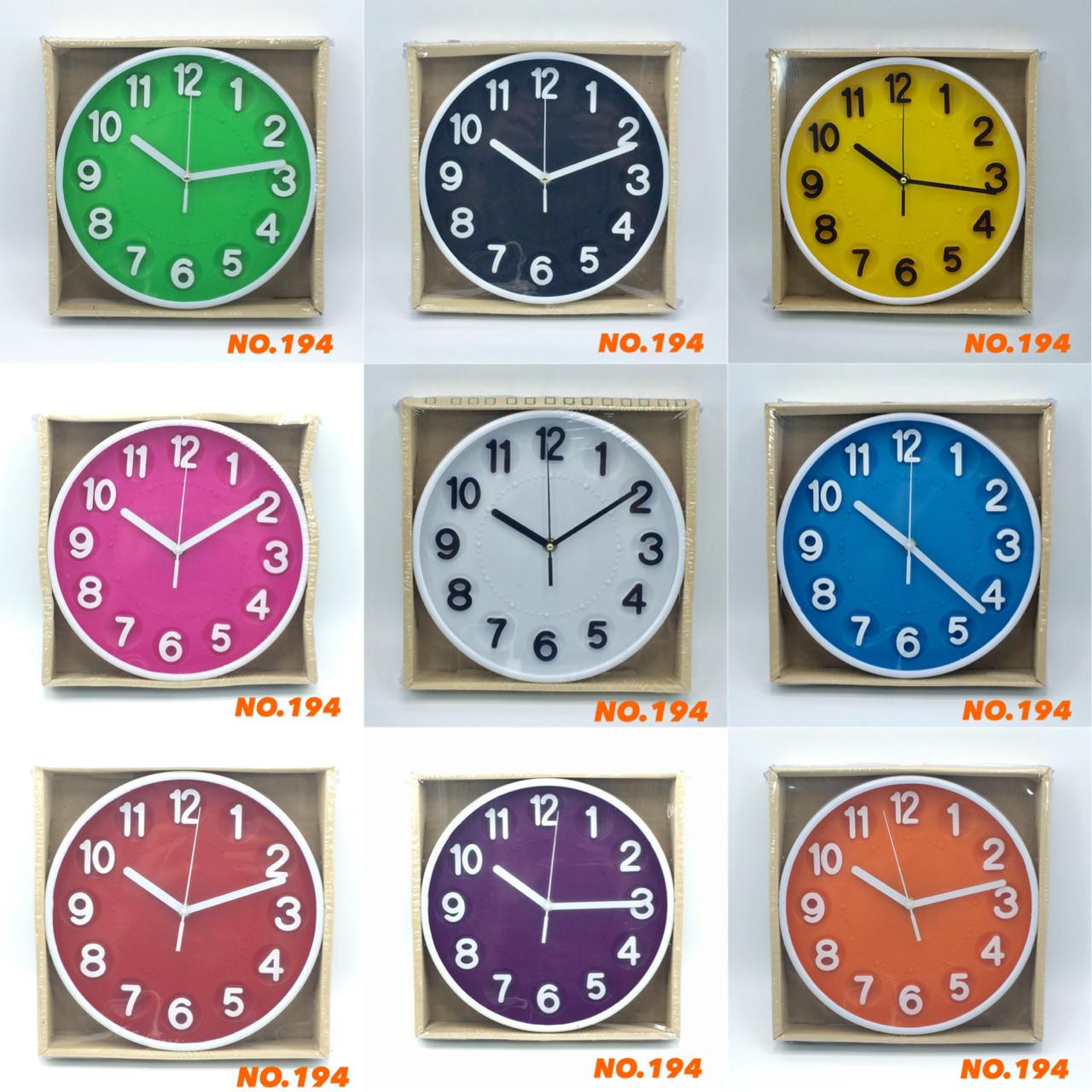 นาฬิกาแขวนผนัง รุ่น NO.194