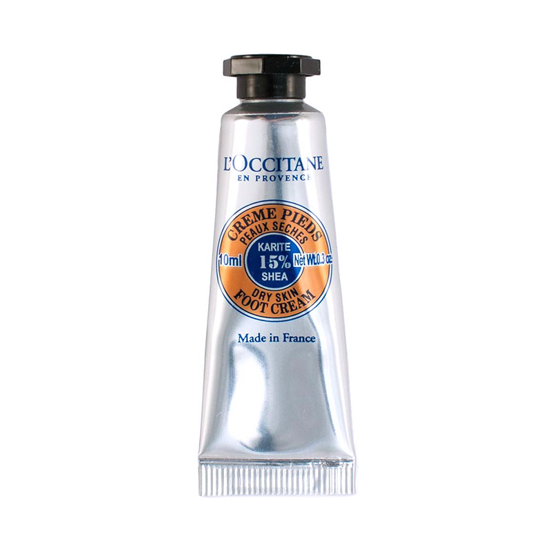 L'Occitane Shea Butter Foot Cream 10ml