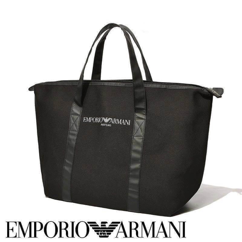 EMPORIO ARMANI TRAVAL BAG