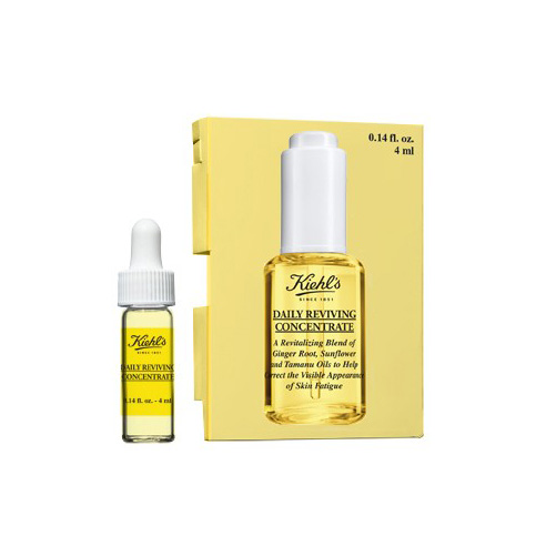 *TESTER* Kiehl's Daily Reviving Concentrate 4ml