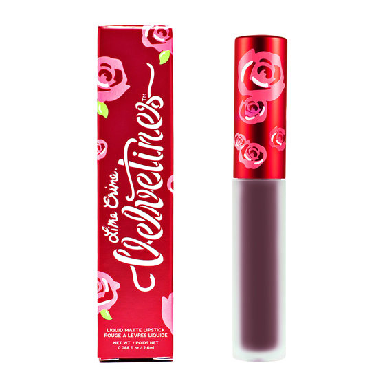 Lime Crime Matte Velvetines #Fetish