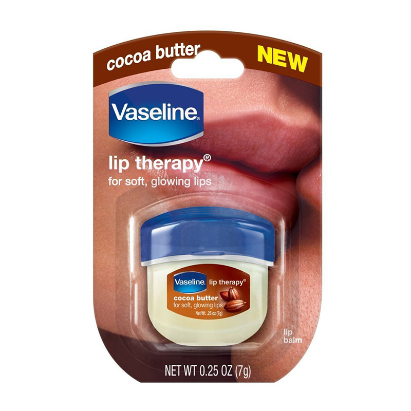 Vaseline Lip Therapy 7g #Cocoa Butter