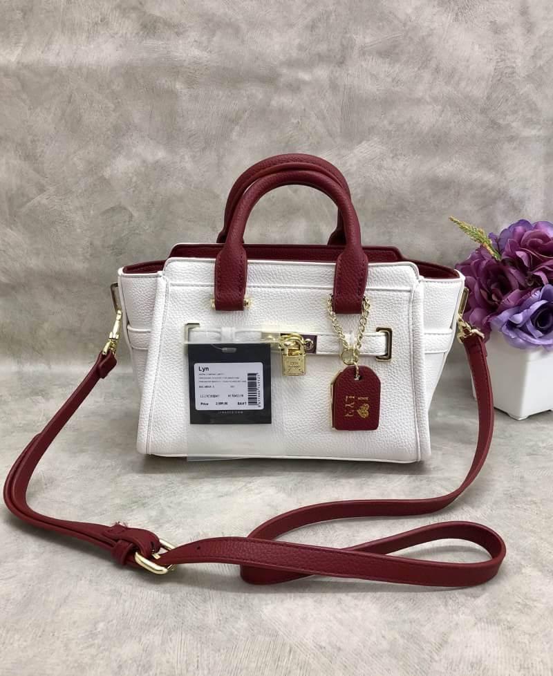 LYN Harmony S Bag *สีขาว