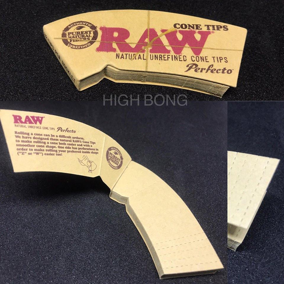 ก้นกรองRAW Cone Tips