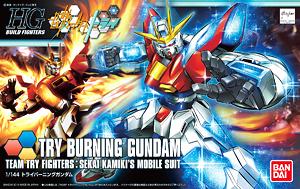 hgbf 1/144 028 try burning 1800yen