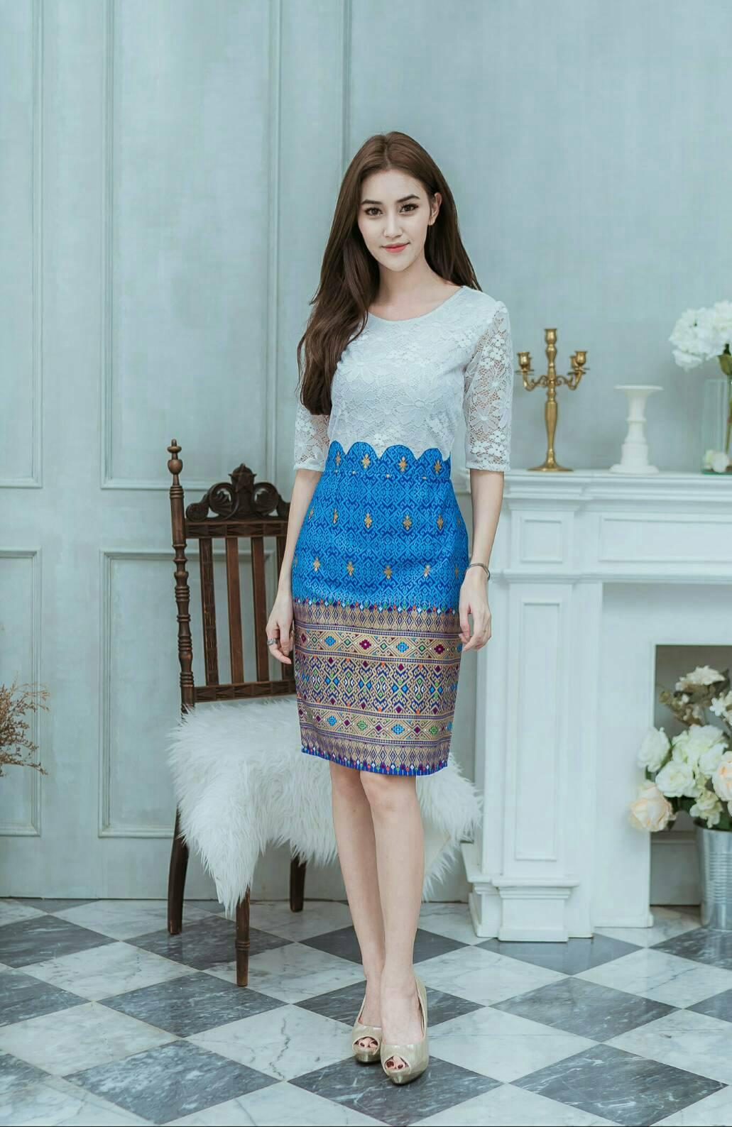 แฟชั่นผ้าไทยทันสมัย
