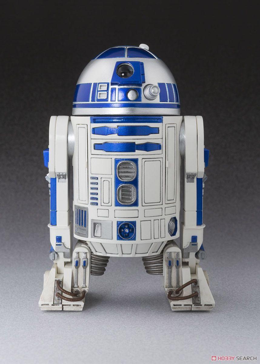 (มี1รอเมลฉบับที่2 ยืนยันก่อนโอนเงิน ) ล็อต JP S.H.Figuarts R2-D2 (A New Hope) (Completed)