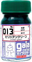 gaia 013 Viridian Green (gloss) 15ml.