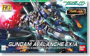 hg 1/144 64 Avalanche Exia Dash 2000yen