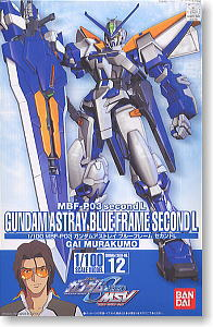 6796 12 astray blue frame second l Gundam Model Kits) 2500yen