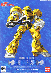 1/144 MOBILE SUMO (GOLD TYPE)