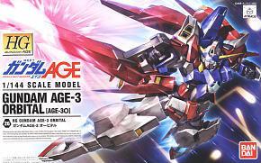 HGAGE1/144 26 age3 orbital
