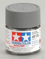 81775 acrylic mini (flat) xf-75 IJN gray (kure arsenal)