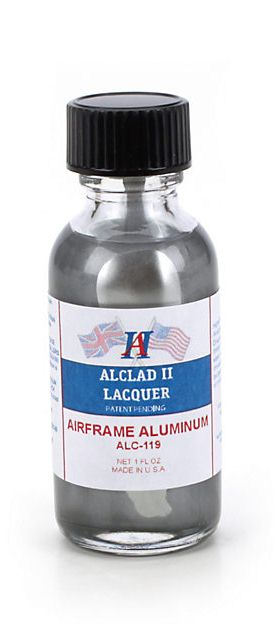 ALC-119 AIRFRAME ALUMINIUM (1 oz.)
