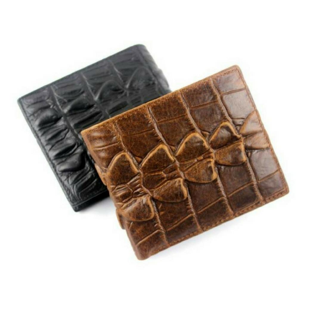 กระเป๋าสตางค์ผู้ชาย กระเป๋าใส่บัตร หนังแท้ เหมาะสำหรับท่านที่ซื้อไปเป็นของขวัญให้คนที่คุณรักหรือว่าใช้เองก้อดี